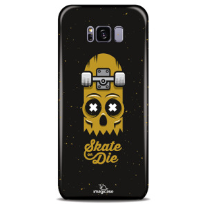 Θήκη SAMSUNG Galaxy S8 Plus OEM σχέδιο Skate or Die Πλάτη TPU