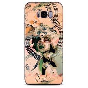 Θήκη SAMSUNG Galaxy S8 Plus OEM σχέδιο Woman Art Πλάτη TPU