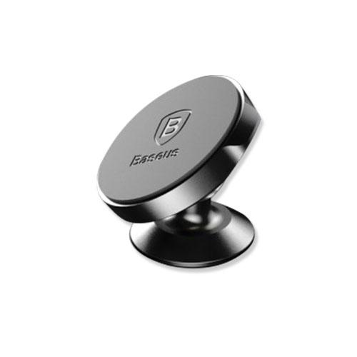 Βάση αυτοκινήτου BASEUS Small Ear Series Magnetic μαύρο