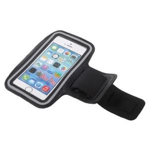 Jogging / Gym / Running Armband για Smartphones 5.5 ιντσων μαύρο