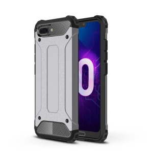 Θήκη HUAWEI Honor 10 OEM Armor Guard Hybrid Πλάτη TPU γκρι