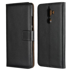 Θήκη NOKIA 7 Plus OEM Genuine Leather Wallet Case με βάση στήριξης
