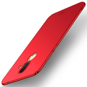 Θήκη NOKIA 7 Plus MOFI Shield Slim Series Πλάτη πλαστική κόκκινο