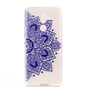 Θήκη NOKIA 7 Plus OEM σχέδιο Henna flower Πλάτη TPU