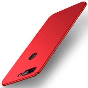 Θήκη OnePlus 5T MOFI Shield Slim Series Πλάτη πλαστική κόκκινο