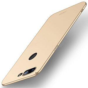 Θήκη OnePlus 5T MOFI Shield Slim Series Πλάτη πλαστική χρυσό