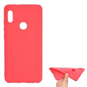 Θήκη XIAOMI Mi A2 / (Mi 6x) OEM Soft TPU Series Πλάτη κόκκινο