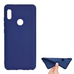 Θήκη XIAOMI Mi A2 / (Mi 6x) OEM Soft TPU Series Πλάτη μπλε