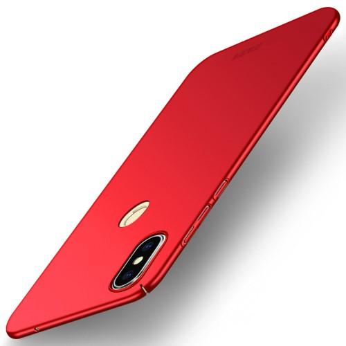 Θήκη XIAOMI Mi Mix 2S MOFI Shield Slim Series Πλάτη πλαστική κόκκινο