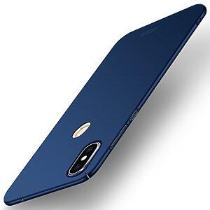 Θήκη XIAOMI Mi Mix 2S MOFI Shield Slim Series Πλάτη πλαστική μπλε