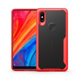 Θήκη XIAOMI Mi Mix 2S OEM Shock Absorption Hybrid Πλάτη TPU κόκκινο