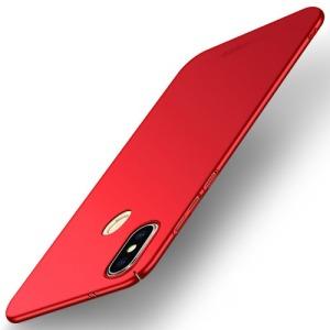 Θήκη XIAOMI Redmi Note 5 MOFI Shield Slim Series Πλάτη πλαστική κόκκινο