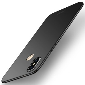 Θήκη XIAOMI Redmi Note 5 MOFI Shield Slim Series Πλάτη πλαστική μαύρο