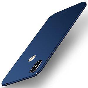 Θήκη XIAOMI Redmi S2 MOFI Shield Slim Series Πλάτη πλαστική μπλε