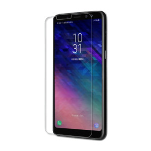 Αντιχαρακτικό γυαλί Tempered Glass 9H - 0.26mm για SAMSUNG Galaxy A8 Plus (2018) NiLLkin Amazing H
