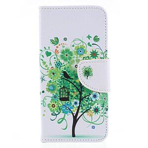 Θήκη HUAWEI Honor 9 Lite OEM σχέδιο Green Tree με βάση στήριξης