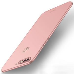 Θήκη HUAWEI Y7 Prime (2018) MOFI Shield Slim Series Πλάτη πλαστική ροζ