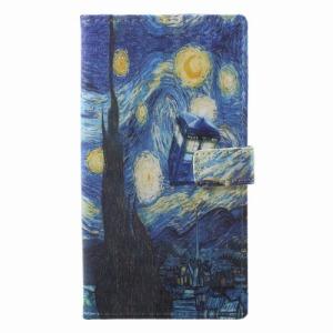 Θήκη NOKIA 8 Sirocco OEM σχέδιο Starry Night με βάση στήριξης