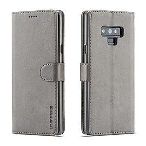 Θήκη SAMSUNG Galaxy Note 9 LC.IMEEKE PU Leather Series με βάση στήριξης