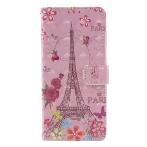 Θήκη SAMSUNG Galaxy Note 9 OEM Eiffel Tower with Roses με βάση στήριξης