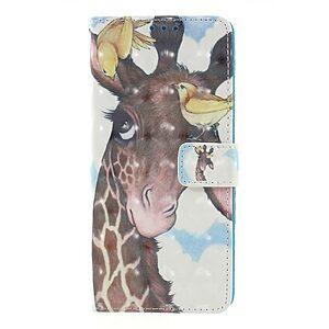 Θήκη SAMSUNG Galaxy Note 9 OEM Cute Giraffe με βάση στήριξης