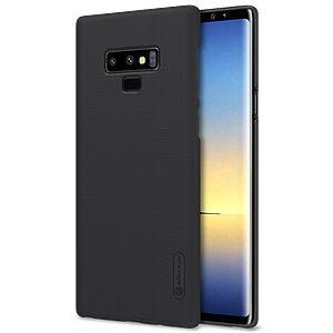 Θήκη SAMSUNG Galaxy Note 9 NiLLKiN Super Frosted Shield Series πλάτη από σκληρό πλαστικό μαύρο