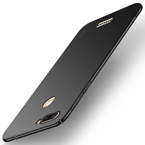 Θήκη XIAOMI Redmi 6 MOFI Shield Slim Series πλάτη από σκληρό πλαστικό μαύρο