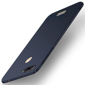 Θήκη XIAOMI Redmi 6 MOFI Shield Slim Series πλάτη από σκληρό πλαστικό σκούρο μπλε