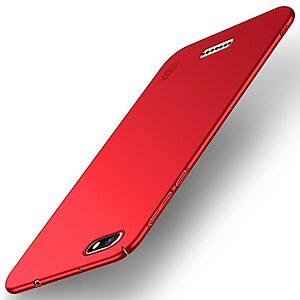 Θήκη XIAOMI Redmi 6A MOFI Shield Slim Series πλάτη από σκληρό πλαστικό κόκκινο