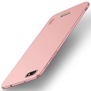 Θήκη XIAOMI Redmi 6A PISEN Shield Slim Series πλάτη από σκληρό πλαστικό ροζ