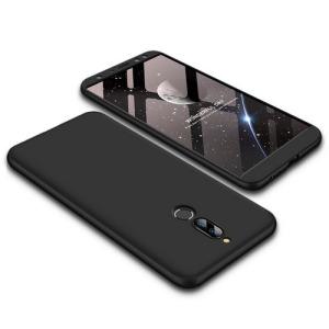 Θήκη GKK Full body Protection 360° από σκληρό πλαστικό για Huawei Mate 10 Lite μαύρο