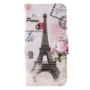 Θήκη Huawei Mate 20 Lite OEM σχέδιο Eiffel Tower με βάση στήριξης