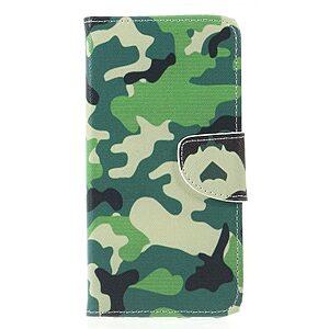Θήκη Huawei Mate 20 Lite OEM σχέδιο Army Camouflage με βάση στήριξης