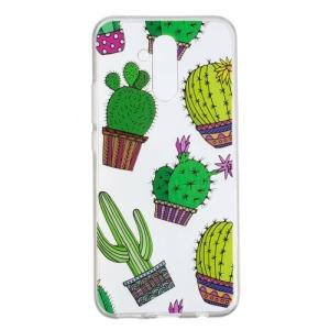 Θήκη Huawei Mate 20 Lite OEM σχέδιο Cactus πλάτη TPU