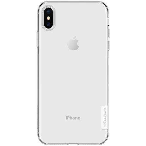 Θήκη iPhone XS Max NiLLkin Nature Series 0.6mm πλάτη διάφανη