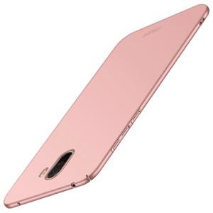 Θήκη Xiaomi Pocophone F1 MOFI Shield Slim Series πλάτη από σκληρό πλαστικό ροζ