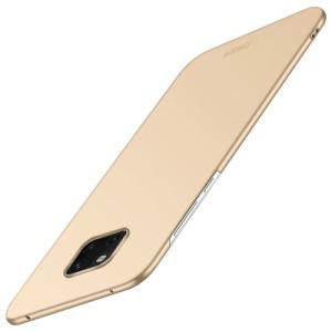 Θήκη HUAWEI Mate 20 Pro MOFI Shield Slim Series πλάτη από σκληρό πλαστικό χρυσό