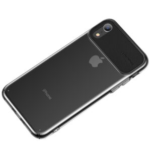 Θήκη iPhone XR BASEUS Comfortable Series πλάτη TPU μαύρο