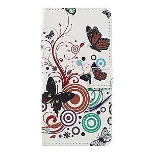 Θήκη Samsung Galaxy A7 (2018) OEM Butterfly Circles με βάση στήριξης