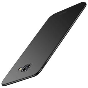 Θήκη Samsung Galaxy J4 Plus MOFI Shield Slim Series πλάτη από σκληρό πλαστικό μαύρο