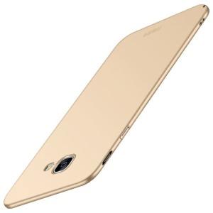 Θήκη Samsung Galaxy J4 Plus MOFI Shield Slim Series πλάτη από σκληρό πλαστικό χρυσό