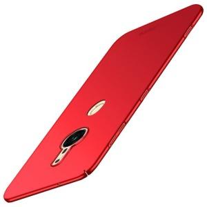 Θήκη SONY Xperia XZ3 MOFI Shield Slim Series πλάτη από σκληρό πλαστικό κόκκινο