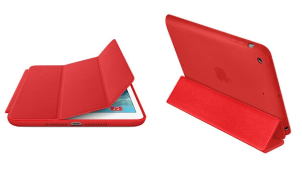 Θήκη Tablet iPad 9.7 (2018) OEM  Flip Cover TPU κόκκινο