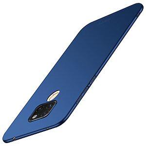 Θήκη Huawei Mate 20 MOFI Shield Slim Series Πλάτη από σκληρό πλαστικό μπλε