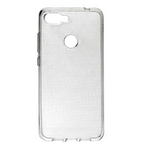 Θήκη Xiaomi Mi 8 Lite OEM Ultrathin Silicone Transparent Πλάτη