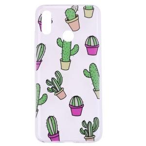 Θήκη Huawei P Smart (2019) OEM σχέδιο Cactus Πλάτη TPU