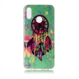 Θήκη Huawei P Smart Plus OEM σχέδιο Colorful Dream Catcher Πλάτη TPU