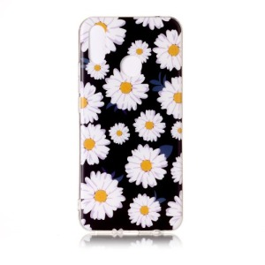 Θήκη Huawei P Smart Plus OEM σχέδιο Chrysanthemum Πλάτη TPU