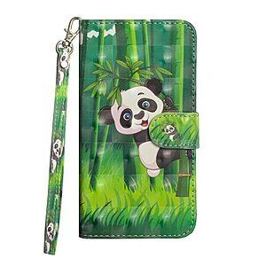 Θήκη Nokia 8.1 OEM σχέδιο Happy Panda με βάση στήριξης
