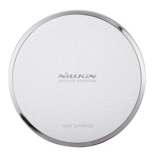 Ασύρματος Φορτιστής NiLLkin Magic Disk III Wireless Charging Pad (Qi) λευκό | MC011